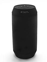 baratos -HY-BT807L Exterior Estilo Mini Bluetooth Luzes Bluetooth 2.1 3.5mm Branco Preto Vinho Azul Claro