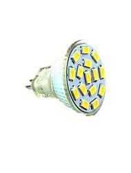 cheap -3W 280lm MR11 LED Spotlight MR11 15 LED Beads SMD 5730 Warm White Cold White 12-24V