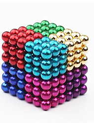 DIY KIT Magnet Toys Display Model 3D Puzzles Magic Ball Educational Toy Super Strong Rare-Earth Magnets Stress Relievers 1000 Pieces 3mm