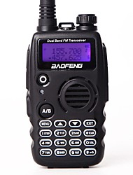 cheap -BaoFeng UV-A52 Walkie Talkie UHF VHF Dual Band BF A52 CB Radio 128CH VOX Camo colour Dual Display Transceiver for Hunting Radio