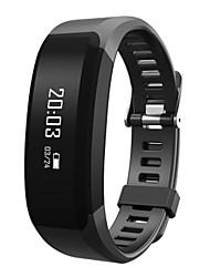 Per uomo Smart watch Orologio alla moda Digitale Silicone Banda Nero Blu Viola