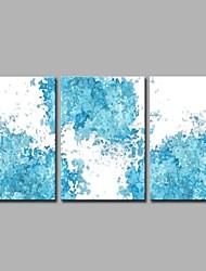 preiswerte -h2o typ-m 3 panels wanddekor handgemalte ölgemälde auf leinwand moderne kunstwerk wandkunst 20x28inchx3