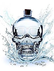 Недорогие -Drinkware Стекловолокно Бокал для вина Чистая вода Кувшин Мода 1pcs