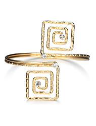 preiswerte -Damen Manschetten-Armbänder - Luxus, Quaste, Punk Armbänder Gold Für Party / Abschluss / Alltag
