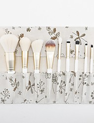 cheap -1set Makeup Brushes Professional Makeup Brush Set Synthetic Hair / Others / Fiber Cute / Portable / Easy to Carry Other / Beech Wood / Wood