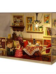 cheap -Toys DIY House Plastics Classic Pieces Unisex Birthday Gift