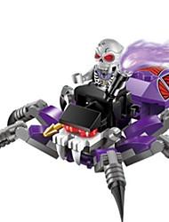 Costruzioni Giocattoli Con animale Insetto SPIDER Costumi da pirata Pezzi Unisex Regalo