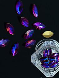 Недорогие -rhinestones гвозди ювелирные изделия ювелирные изделия комплекты элегантный & роскошный искр & блеск кристалл роскоши сверкающий кристалл / горный