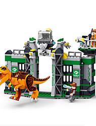 Конструкторы Игрушки Тиранозавр Динозавр Своими руками Дети Мальчики Куски