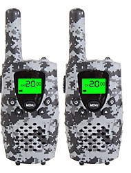 cheap -Durable Camo Walkie Talkies for Kids 22 Channel Micro USB charging  3 Miles (Up to 5Miles) FRS/GMRS Handheld Mini Walkie Talkies for Kids (Pair)