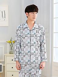 Men's Cotton Others Pajama