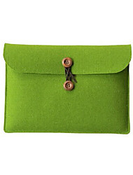 Wool Felt Computer Liner Package Notebook Protective Cover  17 Inches