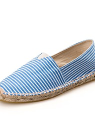 Men's Slippers & Flip-Flops Light Soles PU Summer Casual Water Shoes Light Soles Flat Heel Dark Brown Light Brown Flat
