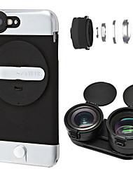Ztylus 2x lenti per fotocamere smartphone con obiettivo ottico 0,63x per iphone6 / 6s / 6plus / 6s plus