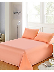 Solid Poly/Cotton Flat Sheet