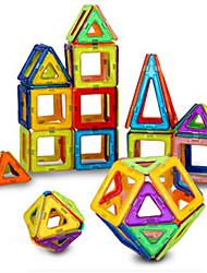economico -Costruzioni Mattoncini magnetici Costruzioni con magneti Giocattoli altro A calamita Ferro battuto Per bambini 40 Pezzi