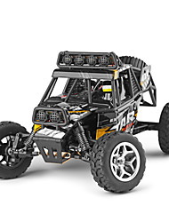 abordables -Coche de radiocontrol  WL Toys 18428 2.4G 4WD Alta Velocidad Drift Car Off Road Car Escalada de coches Buggy (de campo traversa) 1:18