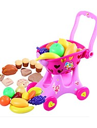cheap -Toy Cars Pretend Play Toy Food / Play Food Toys Simulation Plastics Kids Pieces