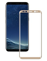 cheap -XIMALONG Screem Protector For Galaxy S8 Plus  Tempered Glass High Definition 2.5D Curved edge Explosion Proof Anti-scratch Front Screen Protector