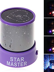cheap -Starry Night Light LED Lighting Projector Lamp Toys ABS Romantic 1 Pieces Kids New Year Children's Day Gift