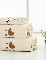 Ensemble de serviette de bain Haute qualité 100% Coton Serviette