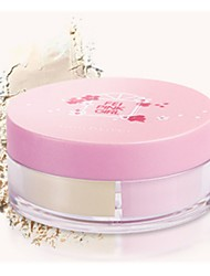 cheap -Novo Peppermint Loose Powder Pore Invisible Cute Box and Puff