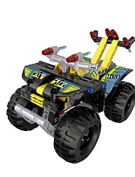 cheap -Toy Cars Building Blocks Educational Toy DIY Motorcycle Children's Gift