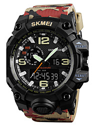 cheap -SKMEI Men's Digital Watch Wrist watch Sport Watch Japanese Quartz Digital Alarm Calendar / date / day Water Resistant / Water Proof Dual