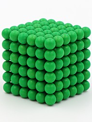 Magnet Toys Super Strong Rare-Earth Magnets Magnetic Balls Stress Relievers 125 Pieces Toys Classical Globe Fluorescent Stress and