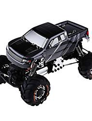 HBX 2098B 1 / 24 4 Wheel Drive Racing Car 2.4G High Speed RC Model Toy