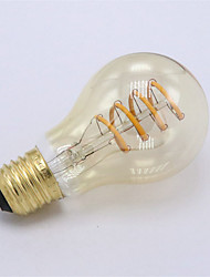 1pcs Dimmable A19 E27 360LM Soft LED Filament 4W LED Vintage Lamp Bulb 220-240V