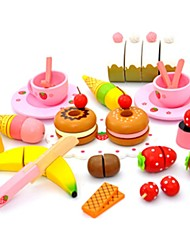 cheap -Toy Kitchen Set / Toy Food / Play Food / Pretend Play Vegetables / Fruit / Fruits & Vegetables Plastics Girls' Kid's Gift