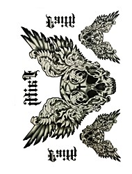 cheap -body / Arm / Shoulder Temporary Tattoos 1 pcs As Picture Body Arts Daily