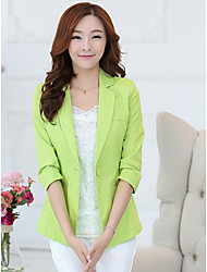 cheap -Women's Going out Casual Spring Fall Vest