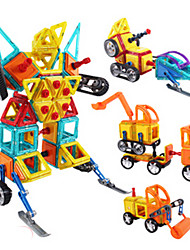 cheap -Building Blocks Toys Tower Famous buildings Architecture Other ABS Wrought Iron Wood Children's Pieces