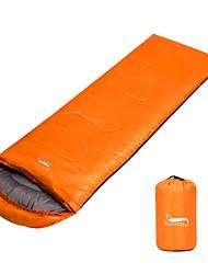 Sac de couchage Rectangulaire -15 -25 0°C Garder au chaud Taille ajustable Respirable Pliable 225X75 Camping / Randonnée Double