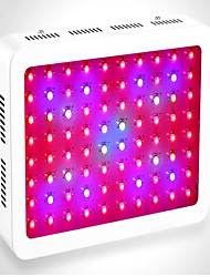 150W Full Spectrum LED Growing Lamp for Hydroponics and Flowering Plants Red  Blue  UV  Infrared EU / US 80 High Power Lamp Beads Voltage AC85265V