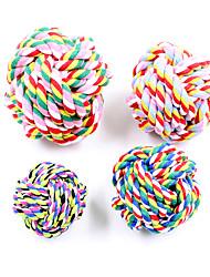 Giochi di emulazione Balls & Accessori Palline Giocattoli Tonda Cani Non specificato Pezzi