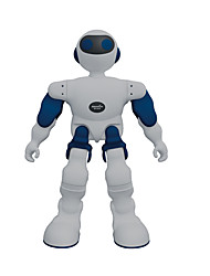 iPS 17DOF Intelligent Humanoid Robot Dance/Fighting/Soccer Assembled All Ready  Wi-Fi Connecting App and Voice Control Supporting Re-Devolop Action