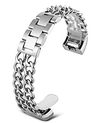 abordables -Fitbit charge 2 reloj de pulsera inteligente - plata