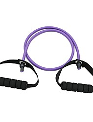 cheap -Exercise Bands / Resistance bands With Latex silk Stretch, Normal, Life For Exercise & Fitness / Gym Unisex