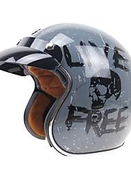 cheap -Half Helmet Special Designed Anti-Dustmite ABS Motorcycle Helmets