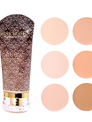 cheap -6 Foundation Wet Matte Single Face Cosmetic Beauty Care Makeup for Face