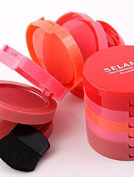 cheap -Blush Dry Matte Pressed powder Face China Cosmetic Beauty Care Makeup for Face