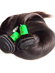 cheap -10a indian virgin hair silk straight 2bundles 200g lot on sale real indian remy human hair extensions weaves natural black color no shedding no tangle