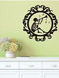 billige -Dekorative Mur Klistermærker - Fly vægklistermærker Ferier Stue