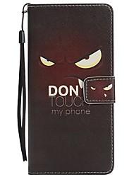 baratos -Capinha Para Samsung Galaxy NNote 8 Carteira Porta-Cartão Com Suporte Flip Estampada Magnética Corpo Inteiro Desenho Animado Rígida Couro