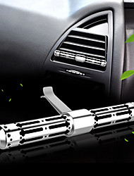 cheap -Car Air Outlet Grille Perfume Stainless Steel Automotive Air Purifier