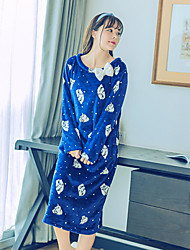 Women's Wool Flannel Pajama