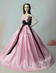 economico -Abiti Abiti Per Bambola Barbie Abiti Per Ragazza Bambola giocattolo